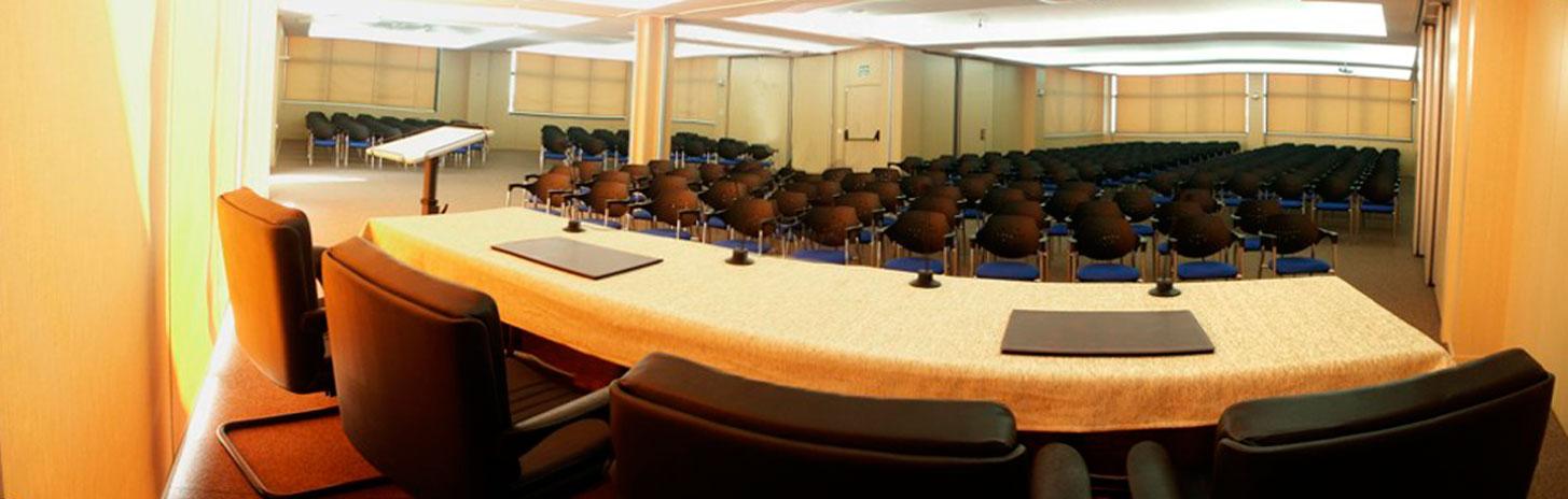 Auditorio centro de negocios magalia for Sala clamores proximos eventos