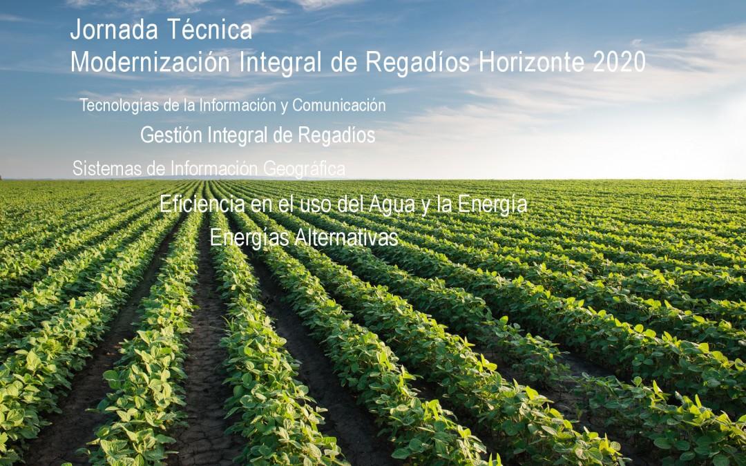 Magalia acoge las Jornadas Modernización Integral de Regadíos de Moval Agroingeniería