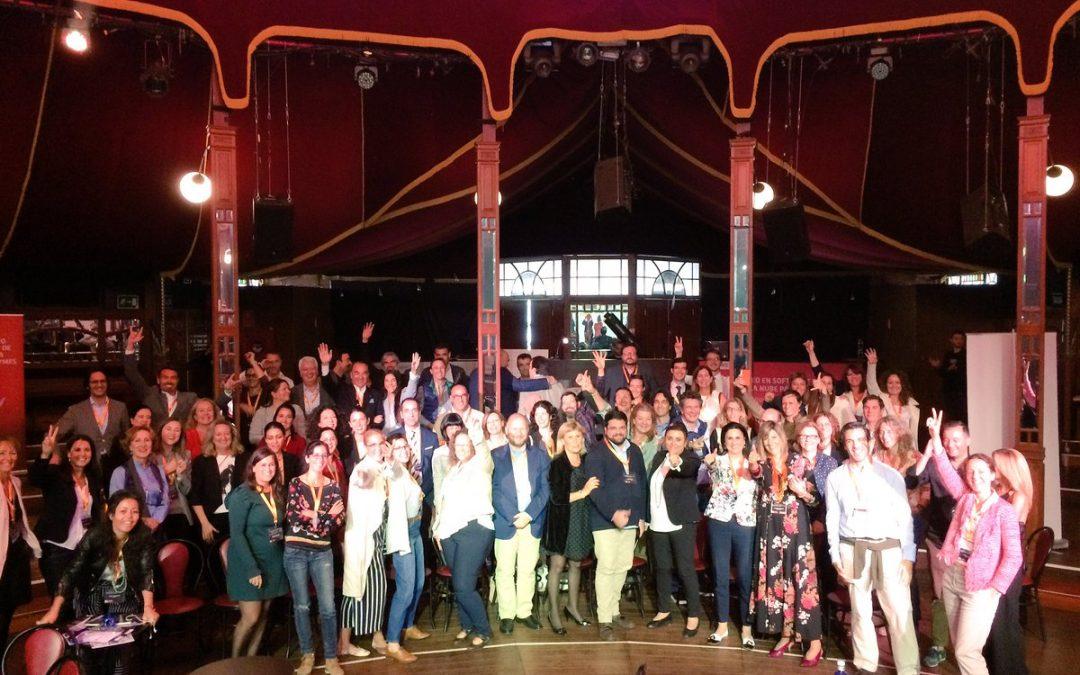 Magalia en  El WorkSpacesDay Conference 2017