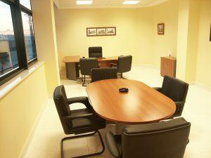 reunión negocios magalia