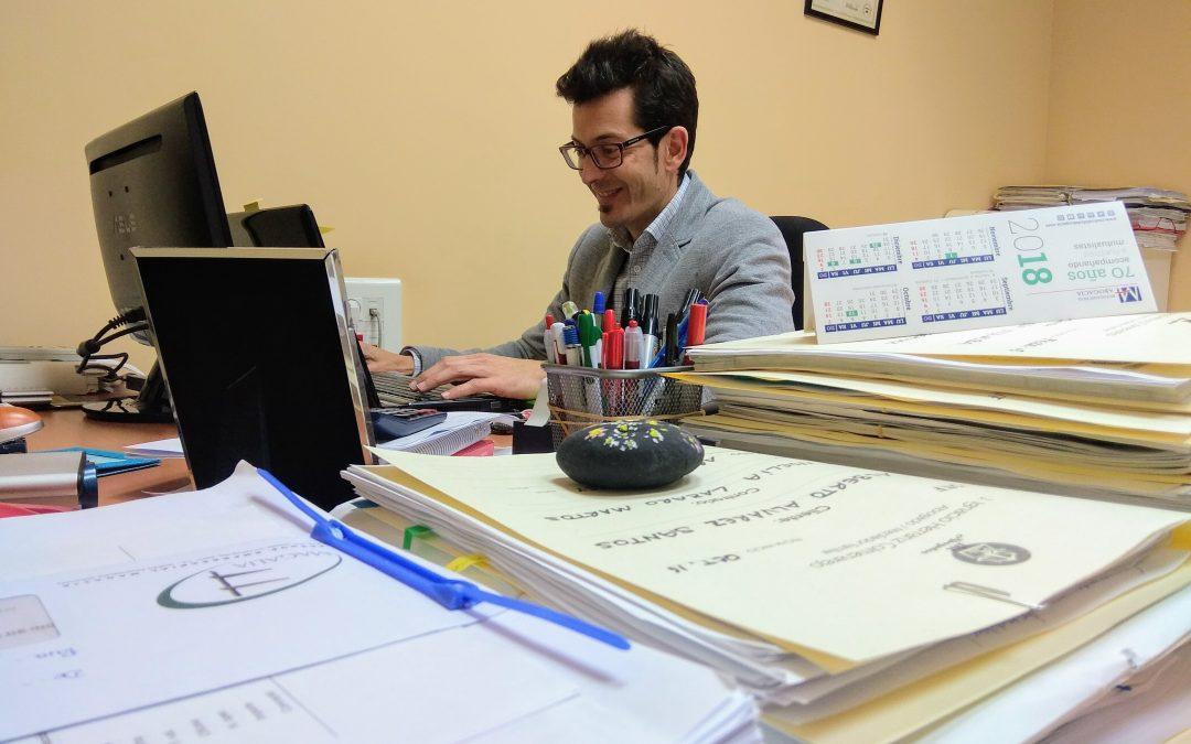 """J. Ignacio Herranz: """"Me convenció de Magalia, su presencia, infraestructuras y servicios"""""""