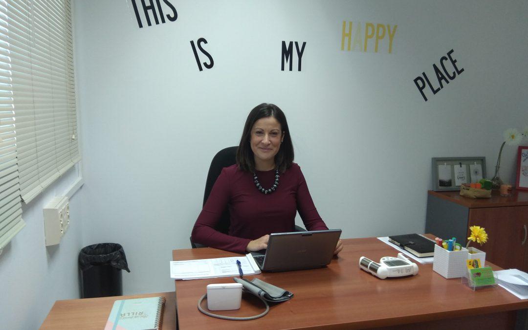 Elena Cantero logra el control nutricional desde el coaching personal y la inteligencia emocional