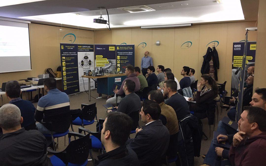 Rubix elige el Centro de Negocios Magalia para su jornada técnica