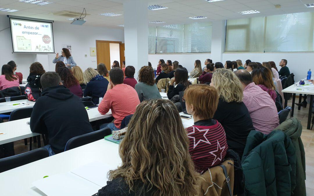 Amalmur completa aforo en su curso 'Intervención Educativa en Comunicación y Lenguaje'