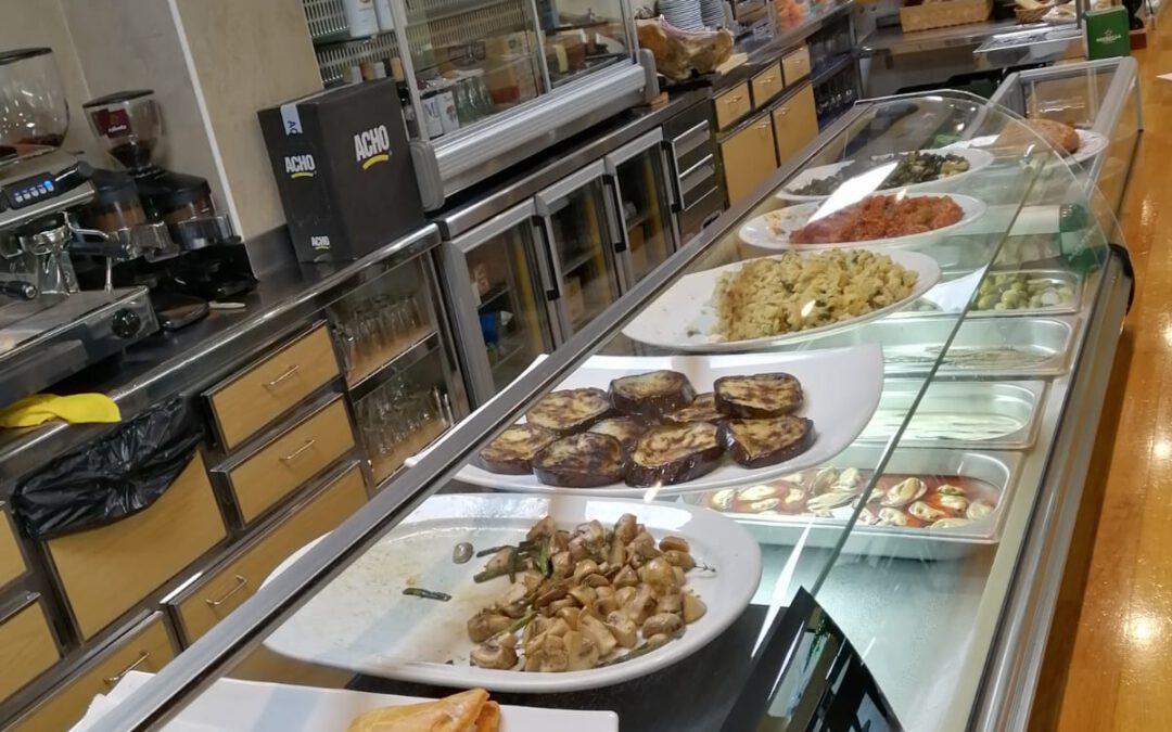 Estrenamos cafetería gracias a la incorporación al Centro de Negocios Magalia de Levante Cátering