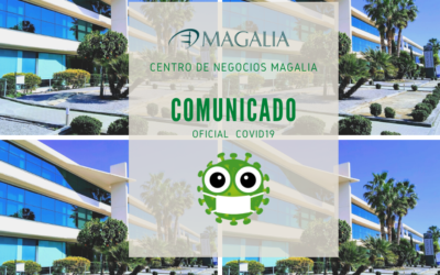 COVID19    Comunicado Oficial del Centro de Negocios Magalia