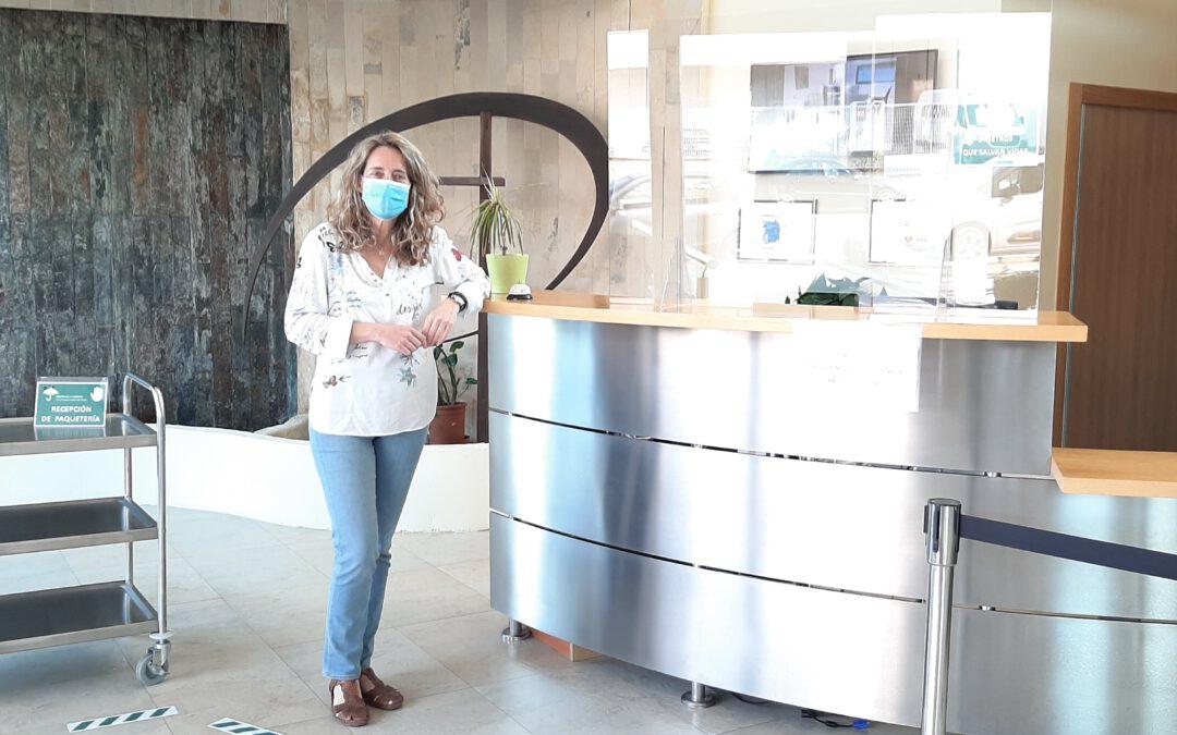 «Nunca como ahora, se trata de estar disponibles y creativos para ofrecer soluciones». Entrevista a Adela García, responsable del Centro de Negocios Magalia