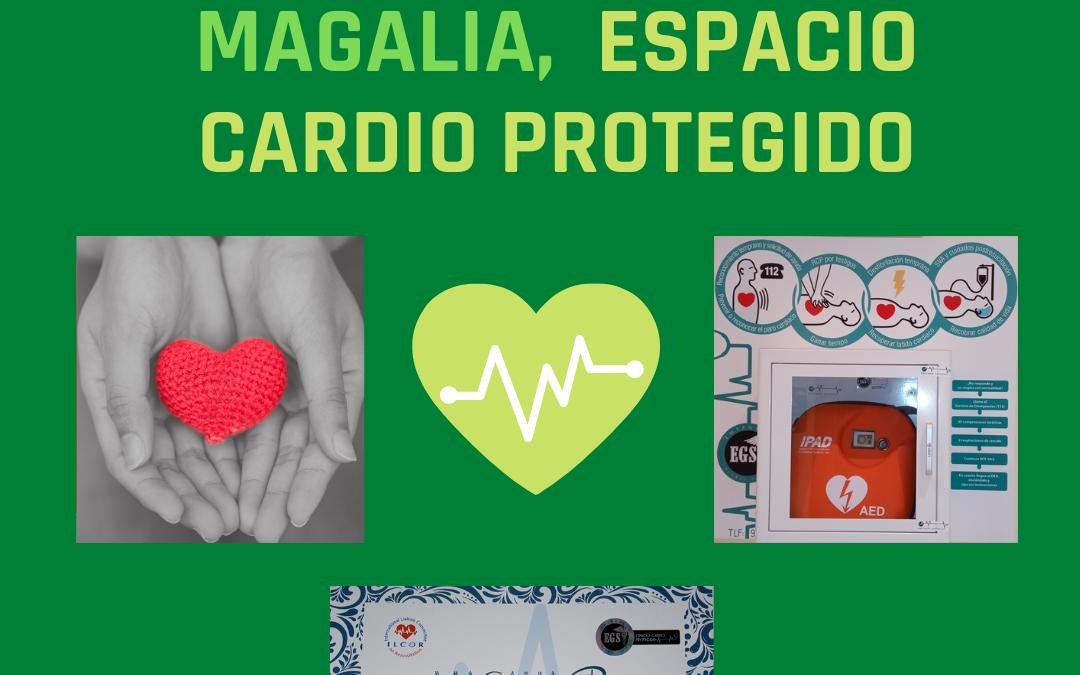 Magalia, un espacio cardio protegido.